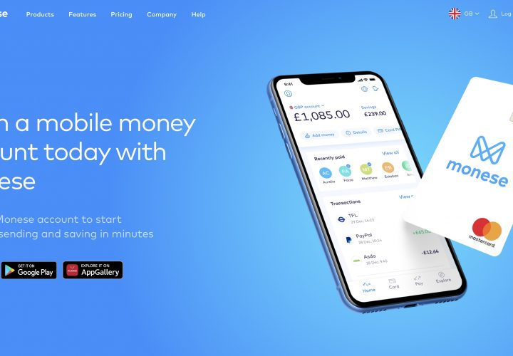 Monese Review (2021) : Accounts, Transfers, Features, Card, Costs, App